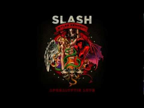 "Slash ""You're A Lie"" (Apocalyptic Love 2012) Full Song"