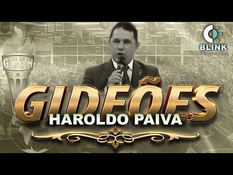 Pr. Haroldo Paiva I Gideões 2017