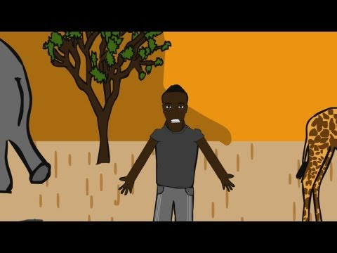 GETTING PISSED ON - KSI Animated #1