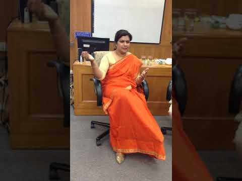 Interaction with a Successful Women Entrepreneur, Mrs. Anjali Singh
