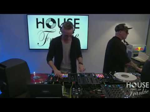 THE CUBE GUYS DJ set at House of Frankie HQ Milano