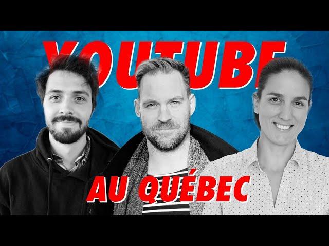 YouTube au Québec: un nouveau départ | @Scilabus @Thomas Gauthier et L'Histoire nous le dira