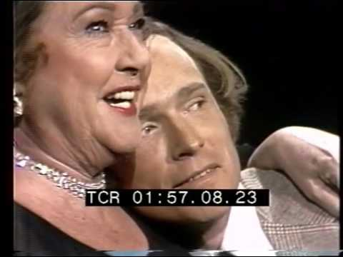 Ethel Merman, Agnes Moorehead1973  With