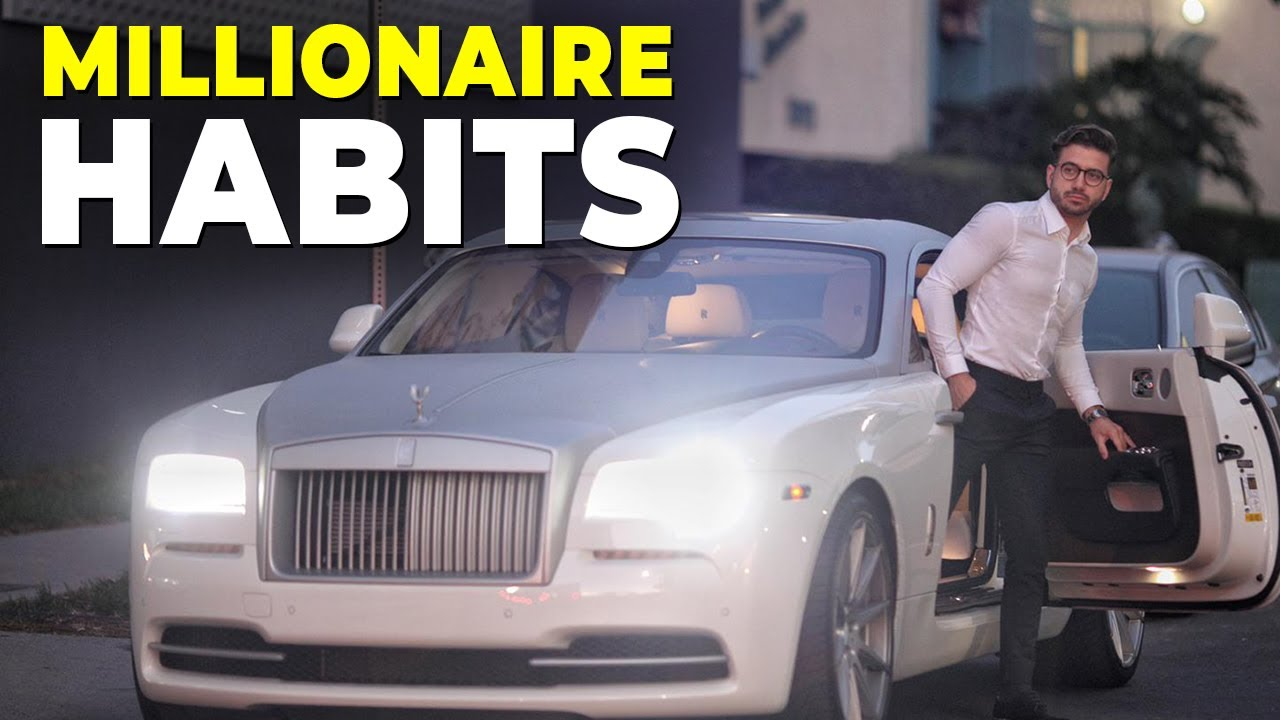5 Millionaire Habits I Wish I Knew At 20 | Alex Costa