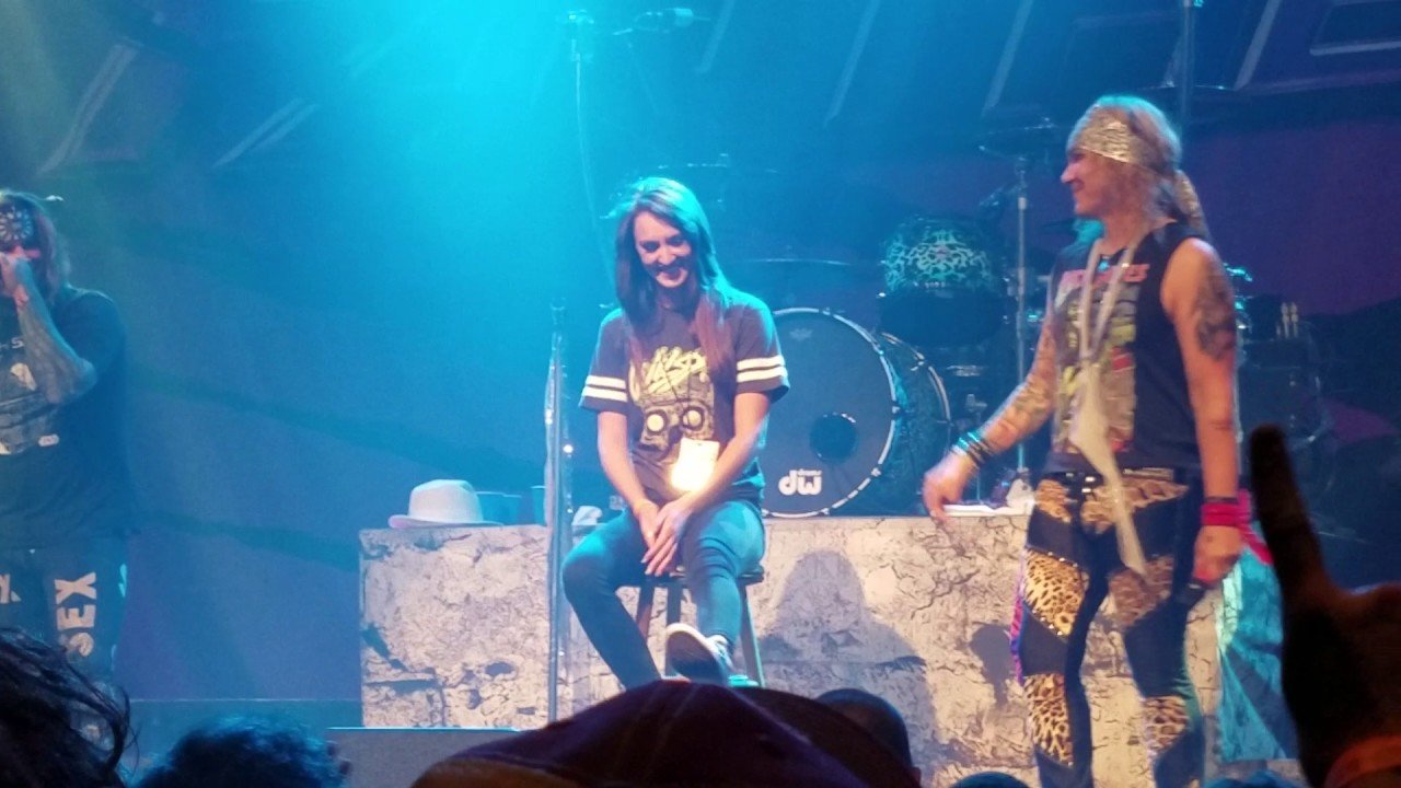 Steel Panther Girl From Oklahoma 12/15/15 - YouTube