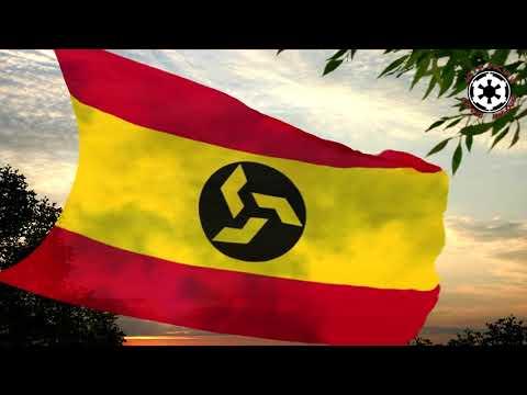"""New Spain / Nueva España (*Fictitious / *Ficticio: """"La valla"""")"""
