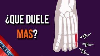 LOS 12 DOLORES MAS FUERTES QUE PUEDES LLEGAR A SENTIR