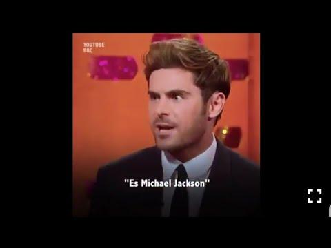 Zac Efron sobre Michael Jackson subtitulado