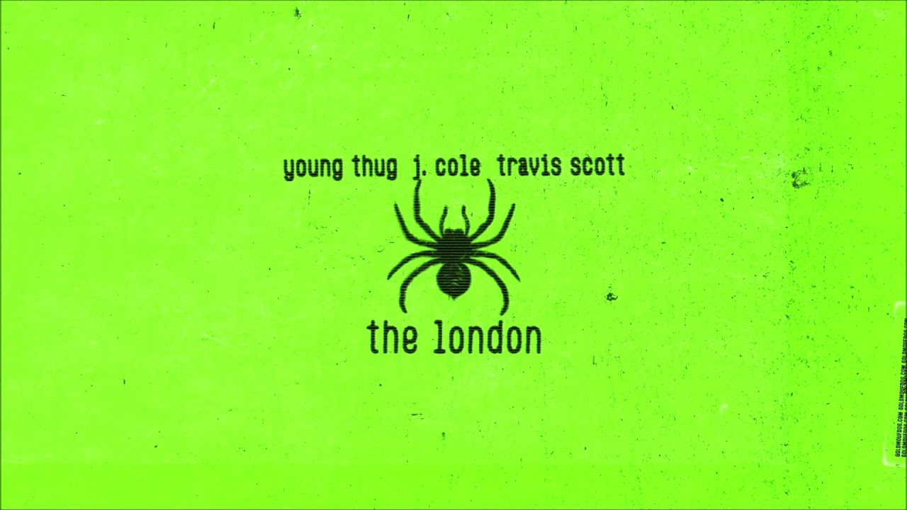 Young Thug - The London (ft. J. Cole & Travis Scott) INSTRUMENTAL Type Beat 2019 image