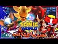 Fan Game Mania - Sonic World R7 Part 2 - TEAM DARK & SUPER FORMS (4K 60FPS) mp3