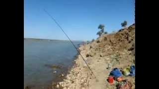Рыбалка на Егорлыкском от Пал Палыча июль 2014