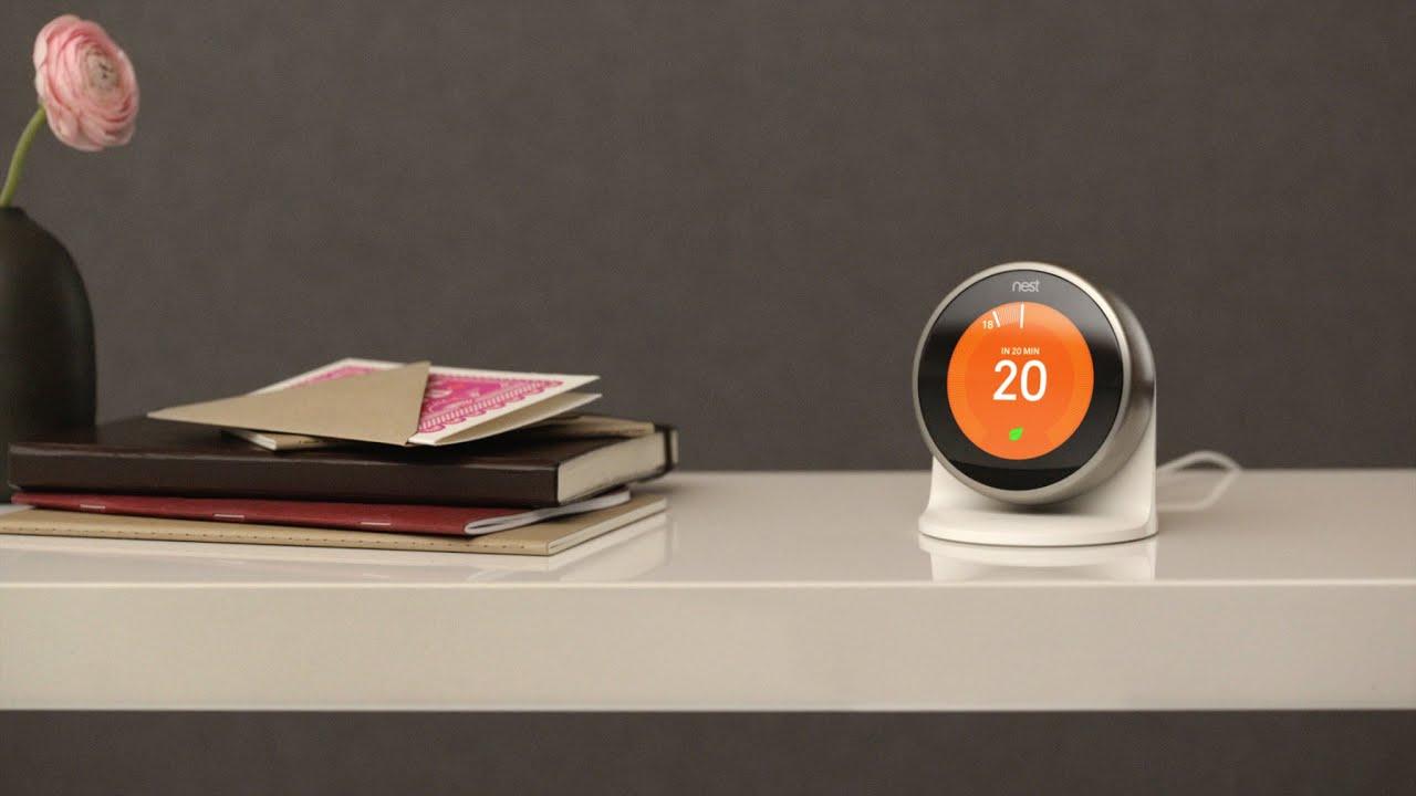 Resultado de imagen para Nest Learning Thermostat (3rd Generation)