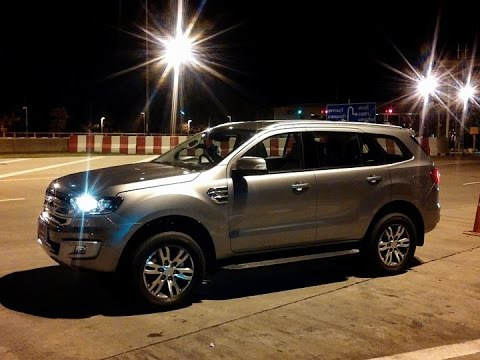 Ford Everest 2.2 - Clip01