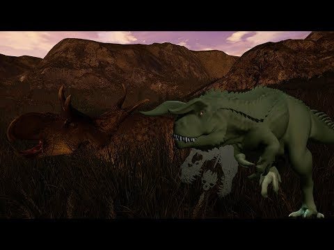 The Isle CREATED TO RUN Hypo Carno Animation tagged videos