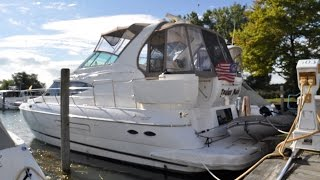2000 Cruisers 4450 Express Motor Yacht -- SOLD