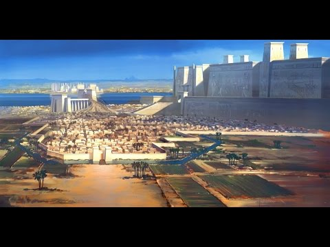 The Divine Island of the Gods and Goddesses in Ancient Egypt