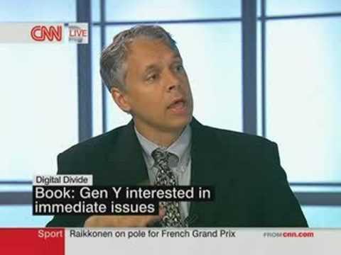 Mark Bauerlein and Emory College Grad CNN Debate