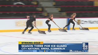 Season three begins for Golden Knights 'Ice Guard'