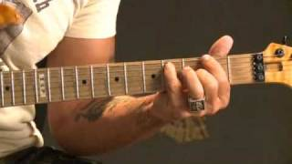 "George Lynch ""Wicked Sensation Outro"""