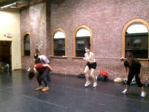 "Download "" WooHoo"" by Christina Aguilera Skooj CorE-O Jeanette Neill's Dance Studio Boston, MA 6/21/10"
