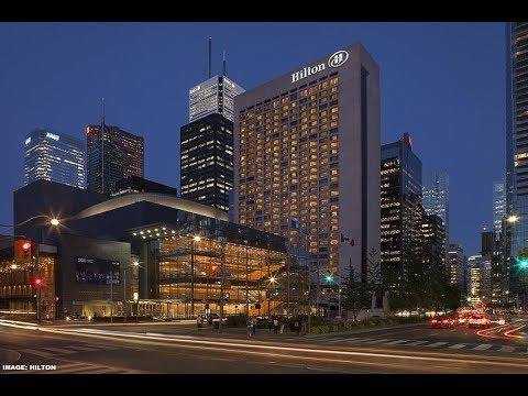 Hilton Toronto, Canada - Review Of Executive King Room 3010