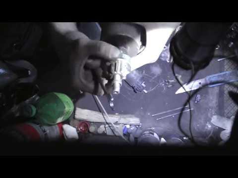Разборка стартера 1ZZ для дефектовки и ремонта. 1zz Starter disassembly for replacement or repair