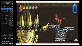 WR Scooby-Doo! Unmasked (GBA) Any %