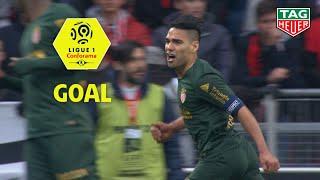 Goal Radamel FALCAO (75') / Stade Rennais FC - AS Monaco (2-2) (SRFC-ASM) / 2018-19