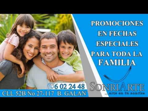 spot sonriarte- Digital Publicity