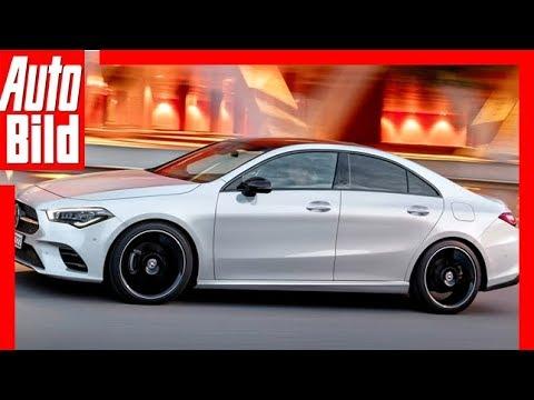 Zukunftsaussicht: Mercedes CLA (2019) Details / Erklärung