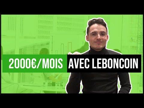 Gagner De L'Argent Avec Leboncoin En 2019 (Grâce Aux Objets Des Autres)