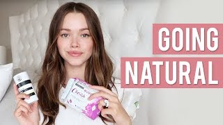 How to Switch to Natural Products | Deodorant, Toothpaste, Feminine Hygiene