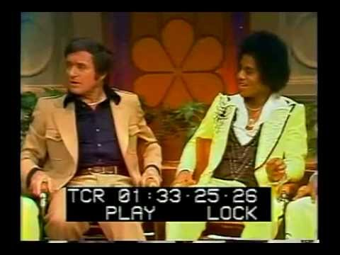 The Jacksons   The Mike Douglas show 1977 FULLER