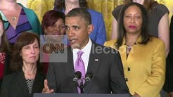 OBAMA AFFORDABLE CARE ACT- HEALTH CARE IS A RIGHT