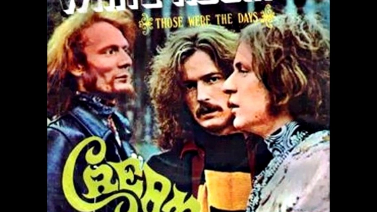 Cream - White Room -1968 - YouTube
