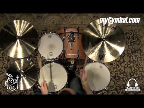 """Istanbul Agop 20"""" Xist Ride Cymbal - 2269g (XR20-1071715I)"""