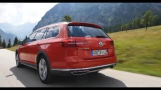 Наши тесты - Volkswagen Alltrack
