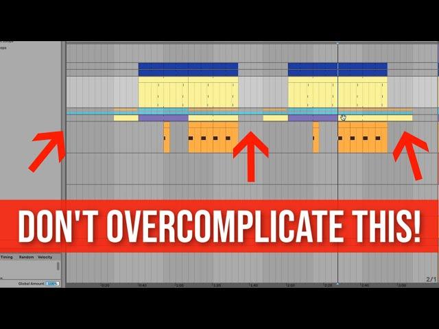 Arrangement Tips to Make Better Beats! (Day 7 - Beat Making Challenge)