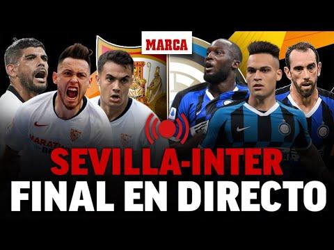 Sevilla - Inter Milan, en directo: última hora en vivo I FINAL EUROPA LEAGUE EN DIRECTO