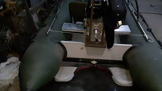 Аэролодка.ч.1(Постройка)