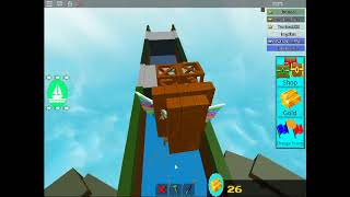 roblox Build A Boat For Treasure ( neues Update Fluggeschwindigkeit )