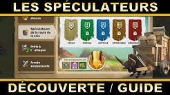 Event Les spéculateurs de la route dans Rise of Kingdoms (Android ios PC).
