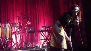 Love Will Tear Us Apart (JD cover) by Nouvelle Vague @ The Regent Theater