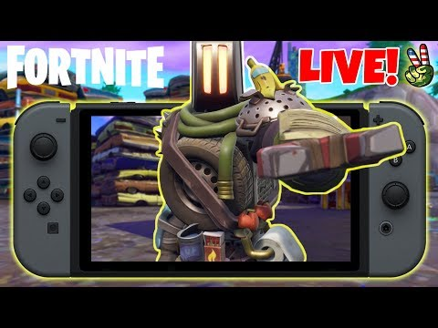Pro Nintendo Switch Player! // MAKE TOAST IN FORTNITE 101! // (Fortnite Battle Royale LIVE) thumbnail