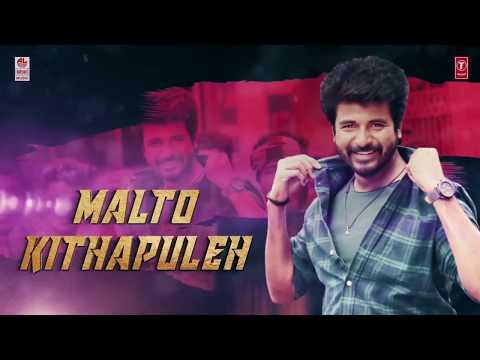 Malto Kithapuleh Lyrical Song  Hero Tamil Movie  Sivakarthikeyan  Yuvan Shankar Raja Arjun Sarja