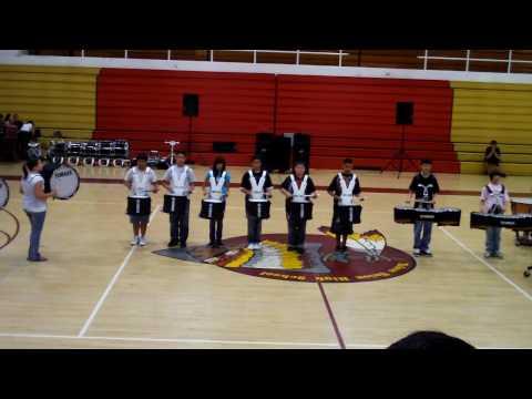 Los Tules Middle School Drumline