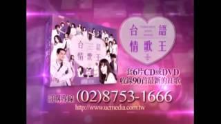 台語情歌王廣告