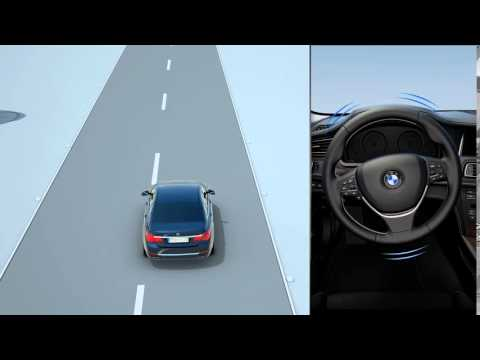 What Is Lane Departure Warning >> BMW Lane Departure Warning - YouTube