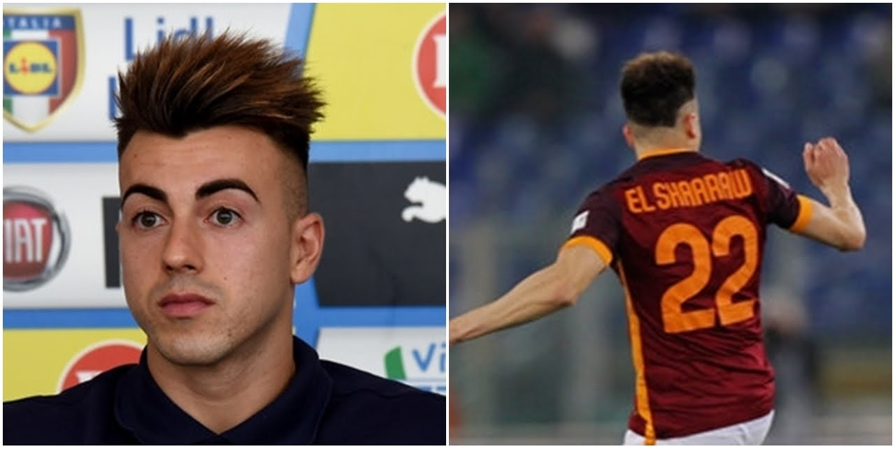 Actuality New 2016 STEPHAN El SHAARAWY Haircut Hairstyle Men's