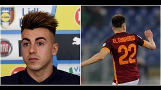Actuality New 2016 | STEPHAN El SHAARAWY  Haircut/Hairstyle Men's | AS ROMA